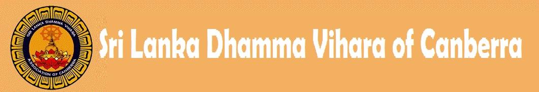 Sri Lanka Dhamma Vihara of Canberra